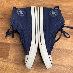 Converse Shoes - Converse | Chuck Taylors | Navy Blue | High Top
